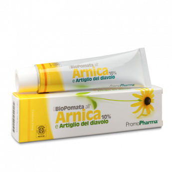 Ecobiopomata Arnica 10% and Devil's claw