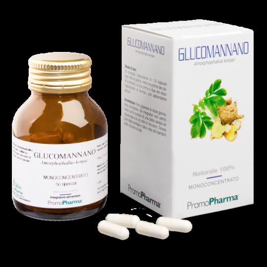Glucomannano