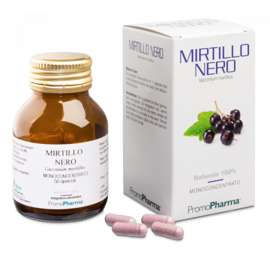 Mirtillo nero