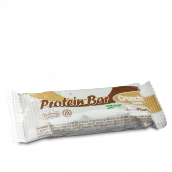 Protein bar crunchy coconut