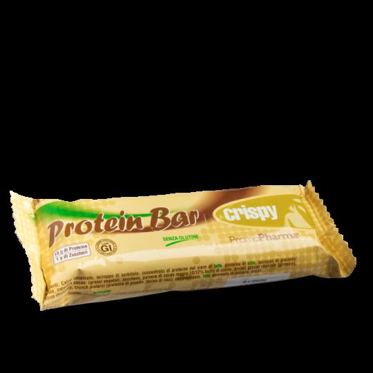 Protein bar crispy (barra proteica)