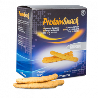 Protein snack® breadsticks