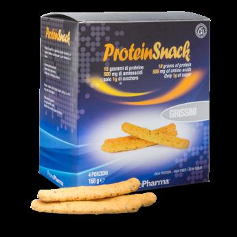 Protein snack® grissini