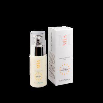 Face sun cream 50