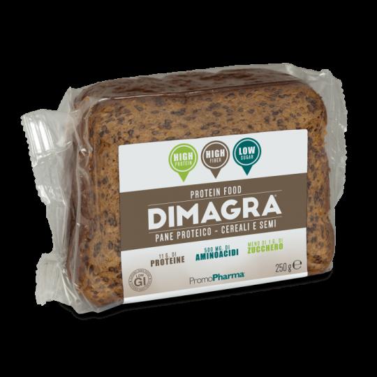 Dimagra® Pane Proteico – Cereali e Semi