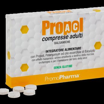PropolAc® Compresse adulti – Balsamiche