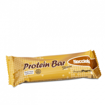 Protein bar hazelnut