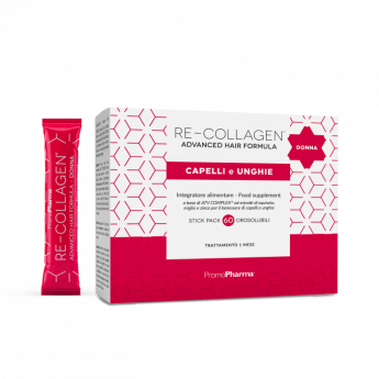 Re-Collagen® Advanced Hair Formula Donna