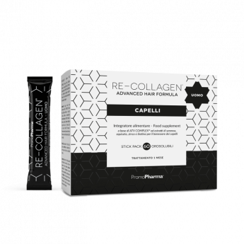 Re-Collagen® Advanced Hair Formula Man