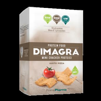 Dimagra® Mini Cracker Proteici – Gusto Pizza