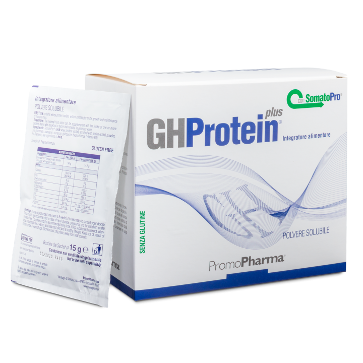 Gh Protein Plus®