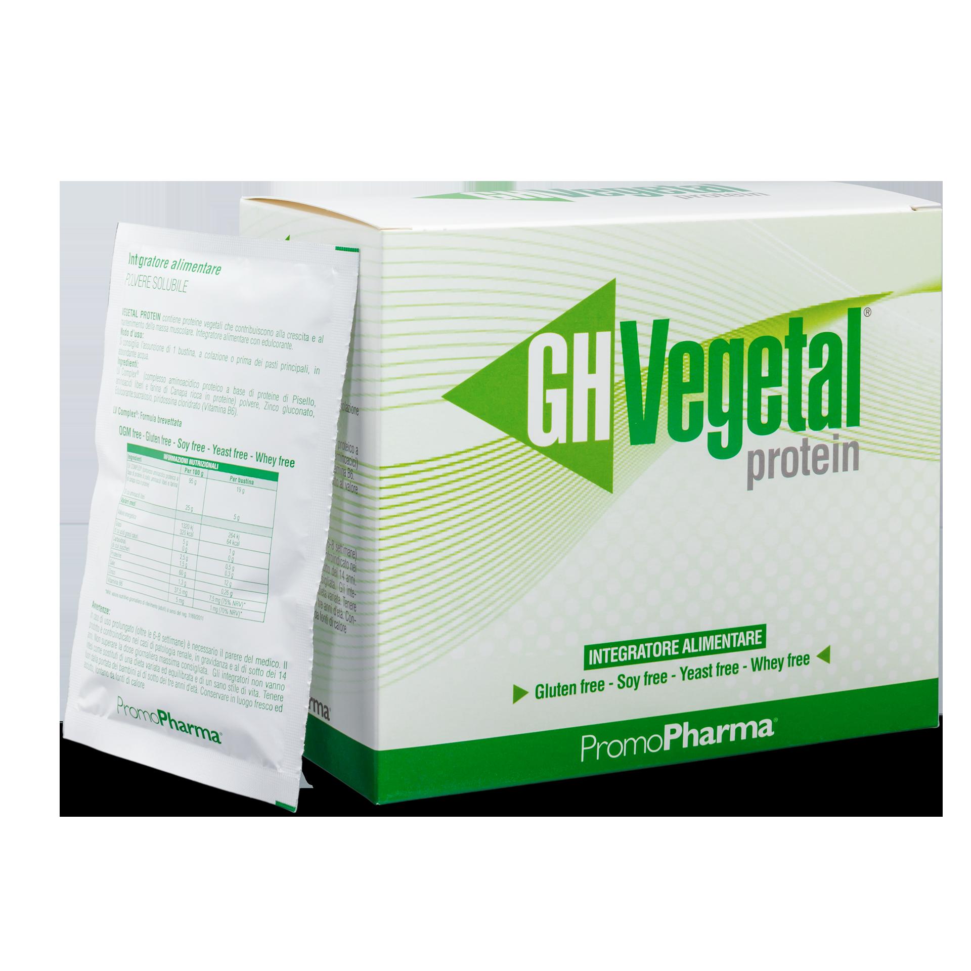 Gh Vegetal® Protein