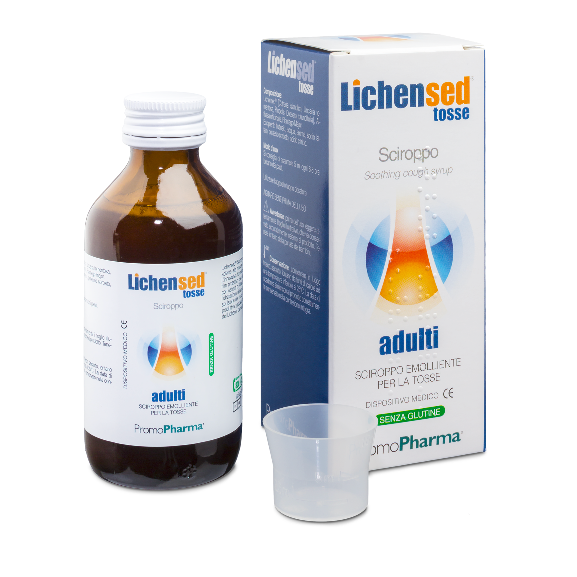 Lichensed® sciroppo adulti