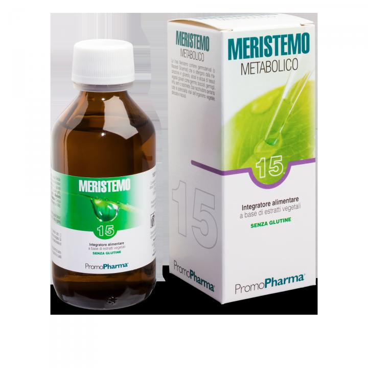 Meristemo 15 – Metabolico