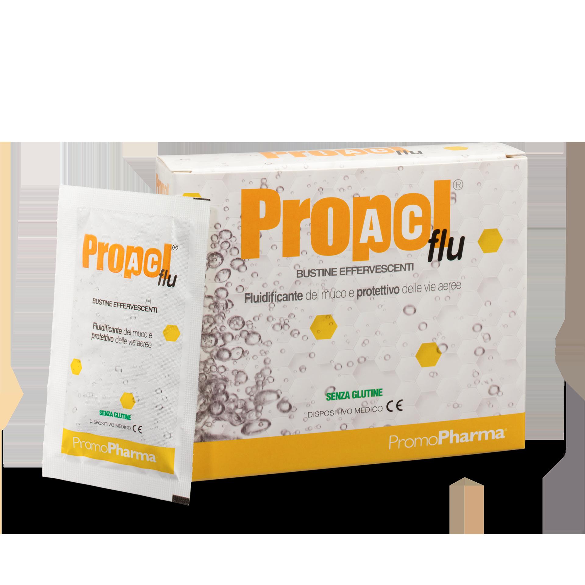 PropolAc® Flu effervescente