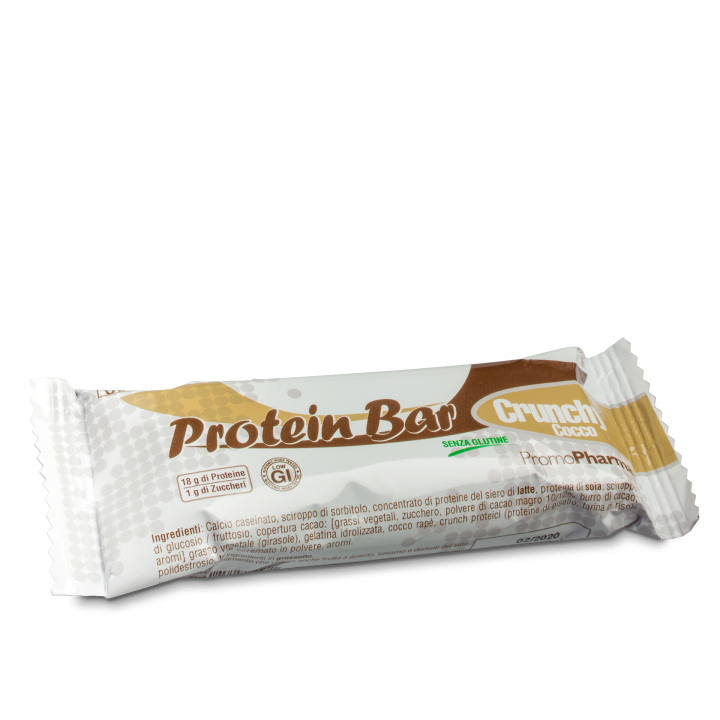 Protein bar crunchy cocco