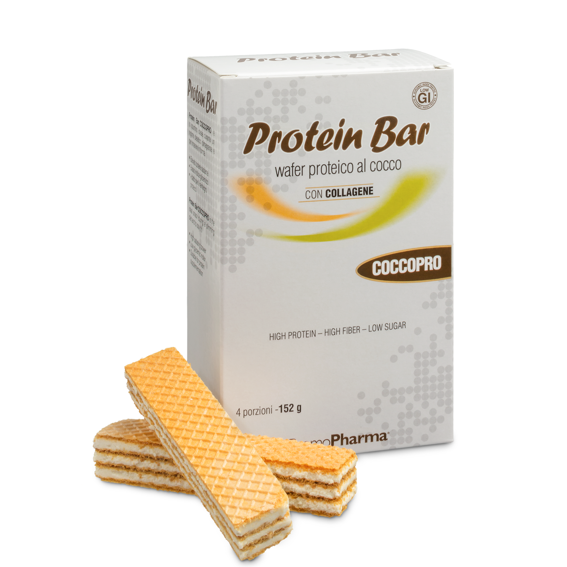 Protein bar Coccopro
